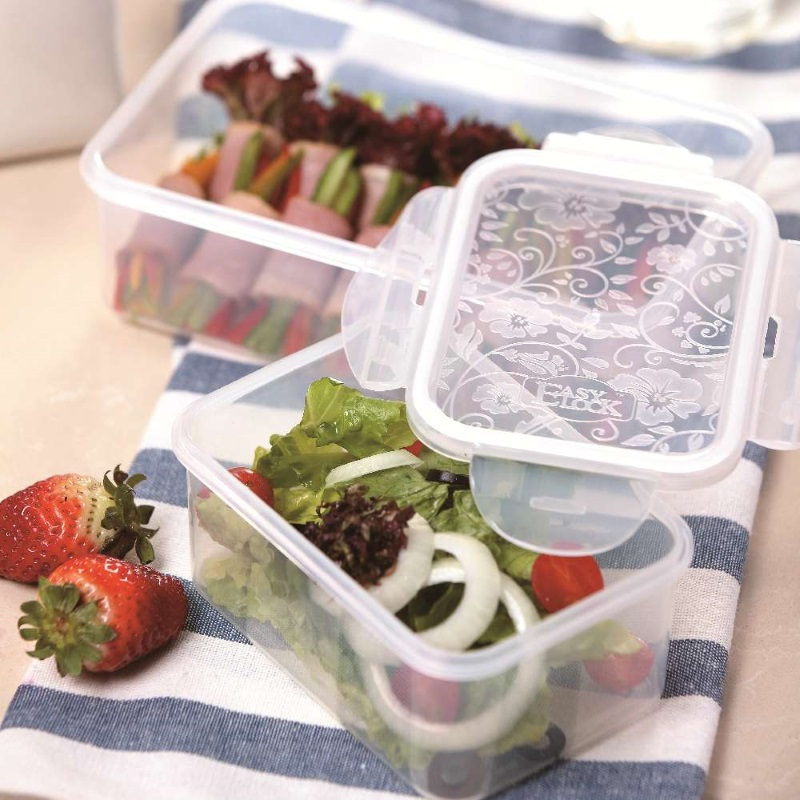 BPA Free Plastic Food Containers