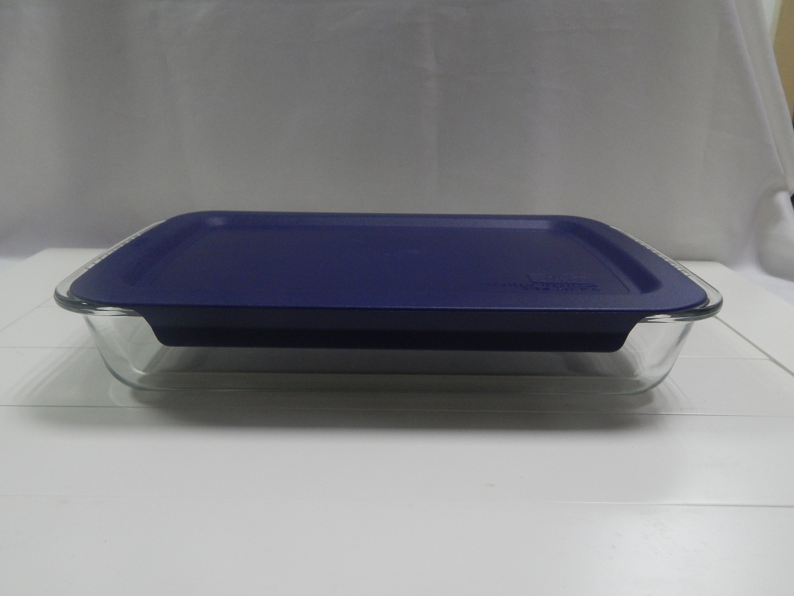 High Borosilicate Glass Baking Dishes with Plastic Lid