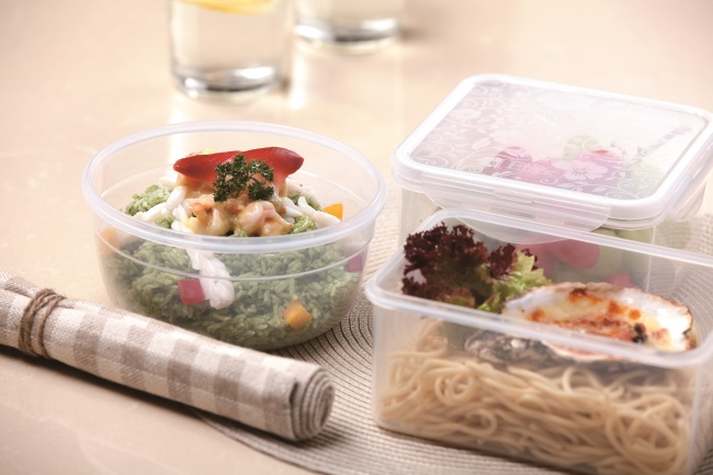 Leakproof Stackable Food Container