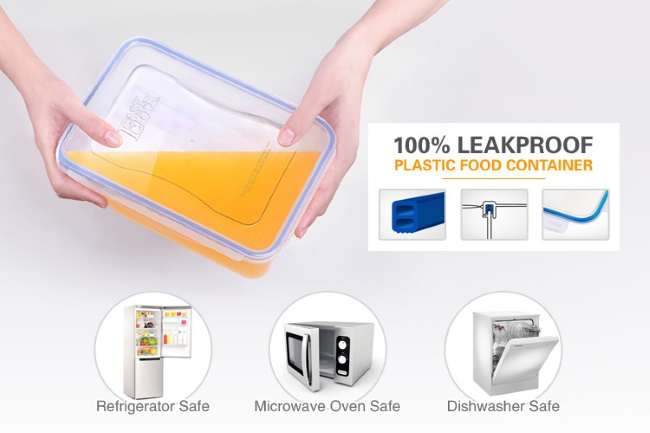 Microwave Safe Dishwasher Safe Food Containers