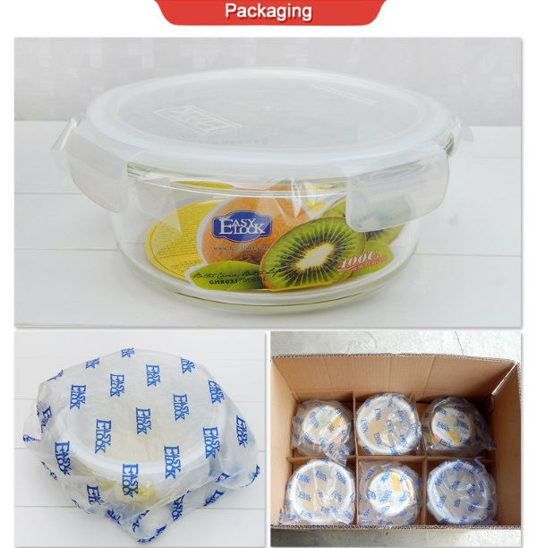 Plastic Food Containers Packaging Solution