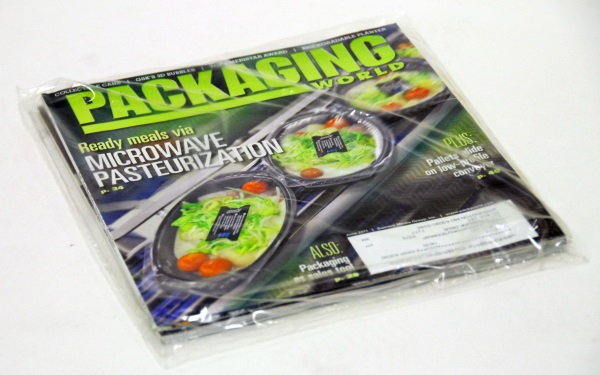 WaterProof Packaging - Shrink Wrap