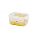 Freezing Safe PP Plastic Small Containers for Food