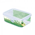 Easylock Reusable Food Grade PP Plastic Food Container