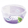 BPA Free Air Tight Refrigerator Safe Plastic Food Container
