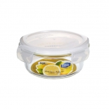 Glass Food Storage Containers with Locking Lids