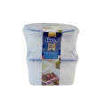PP Food Grade Plastic Microwave Safe Stackable Plastic Food Container