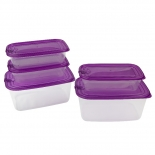 BPA Free Storage Food Containers Set
