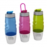 Easylock Reusable Custom Water Bottle with Handle