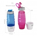 Easylock Cheap Reusable Custom Best Water Bottle with Handle